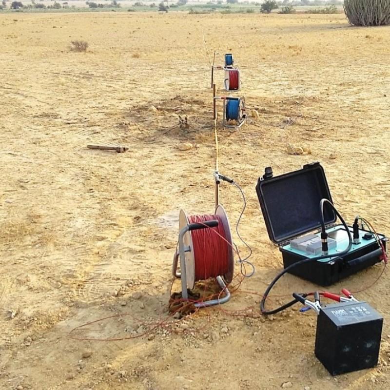 Geophysical Testing