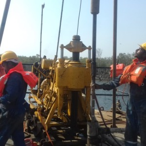 Offshore Drilling - Standard Penetration Test