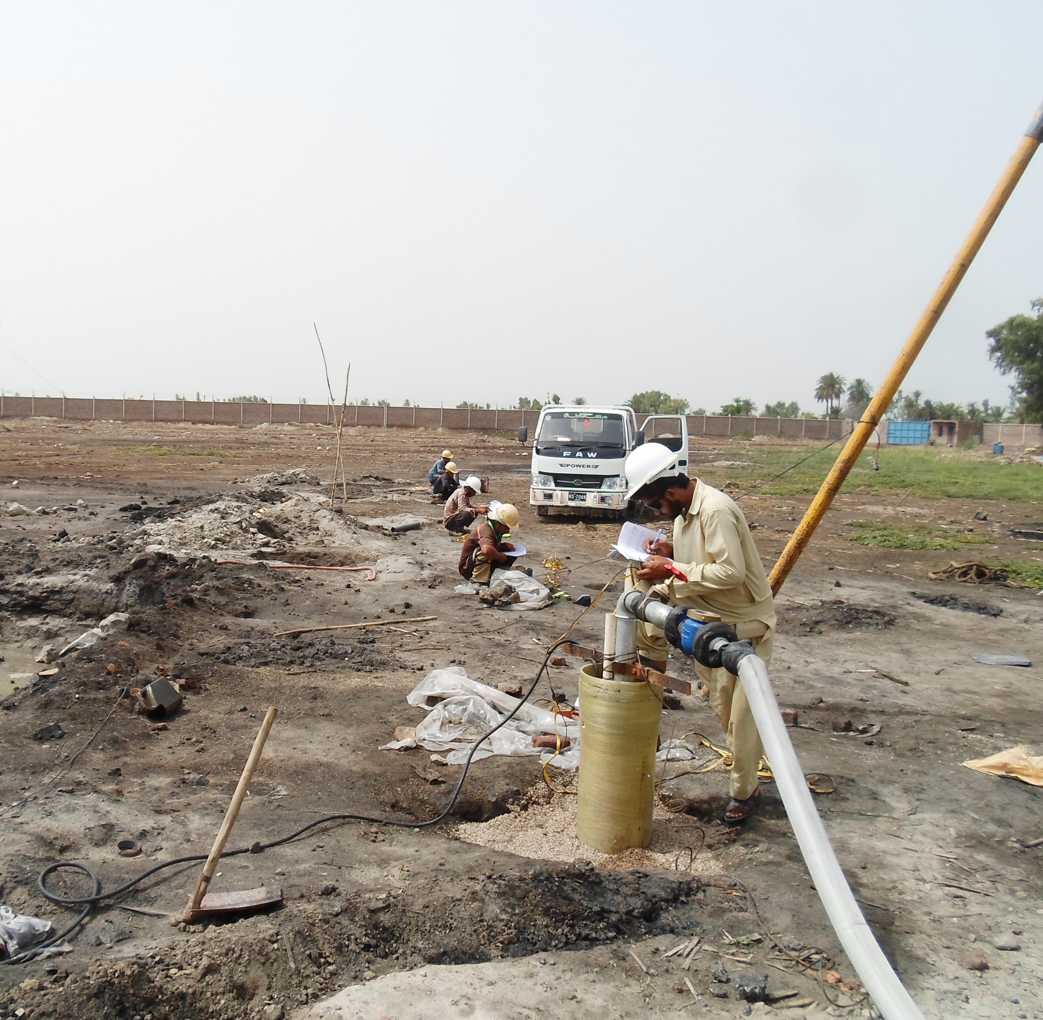 Geo Technical Testing